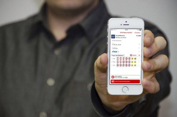 Bitsfabrik lotterien App i OS quicktipp 1024x679